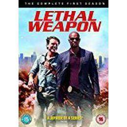 Lethal Weapon Season 1 (DVD/S) [2017]